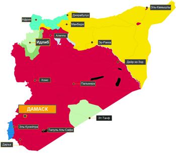 сирия, турция, курды, сша, идлиб, эт-танф, россия, дамаск