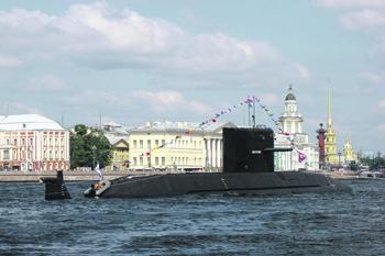 дэпл, подводная лодка, санкт-петербург, переход, внэу, 667, 949а, 971, 945