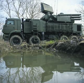 россия, армия, пво, панцирь-с1