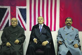 Вторая мировая, Нюрнберг, военные преступники, крымская конференция, Сталин, Черчилль, Рузвельт
