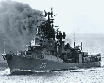 северный флот, экипаж, бпк гремящий