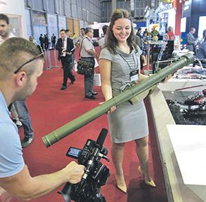Российские переносные зенитные ракетные комплексы пользуются в Латинской Америке повышенным спросом. Фото с сайта www.roe.ru