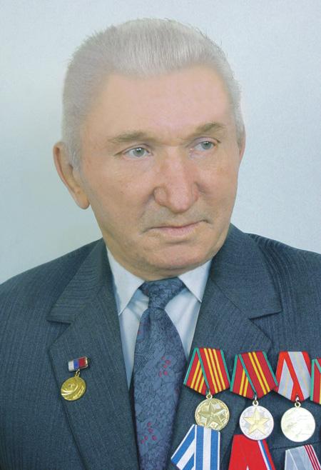 Иван Петрович Касьянов. Фотографии предоставлены автором