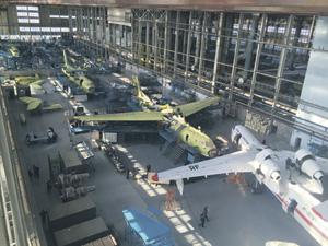 Сборка уникальных самолетов-амфибий не останавливается ни на минуту. Фотографии предоставлены Объединенной авиастроительной корпорацией