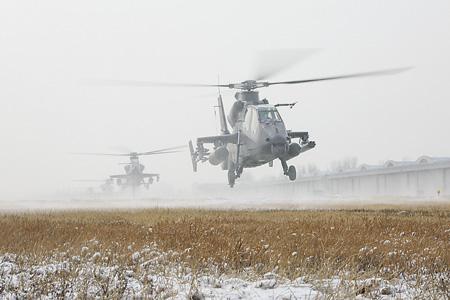 Развитию армейской авиации военно-политическое руководство Поднебесной уделяет приоритетное внимание. Фото с официального сайта НОАК