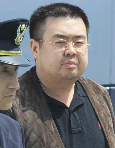 Ким Чен Нам был убит в ходе операции, напоминающей истории из шпионских романов. Фото Reuters