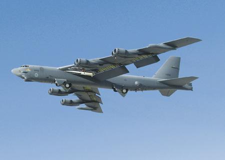 Модернизация стоящих на вооружении стратегических бомбардировщиков позволяет сохранить их в боевом составе до 2030–2040 годов, но на смену им уже создается авиационный комплекс нового поколения. Фото с сайта www.af.mil