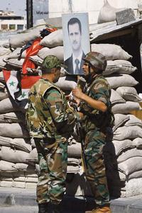 Войска верны своему президенту. Фото Reuters