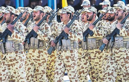 Иранская армия и стражи исламской революции получили серьезный боевой опыт. Фото с сайта www.tashimnews.com