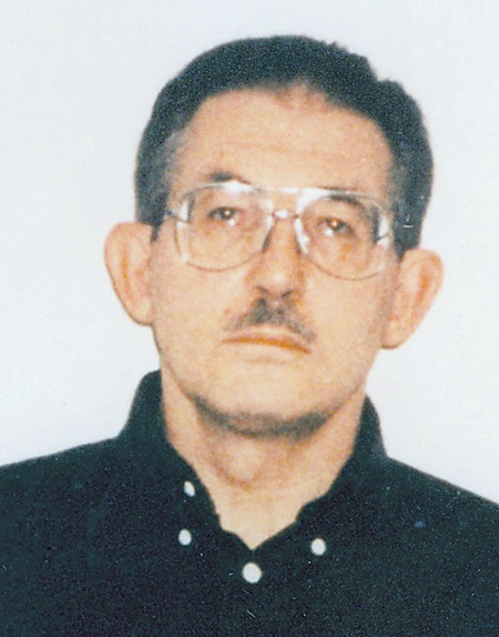 Самый ценный агент КГБ Олдрич Эймс. Фото с сайта www.fbi.gov