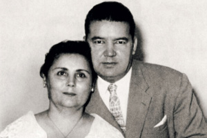 Супруги Энвер (Халеф) и Хатыча (Бир) Садык. Фото предоставлено автором