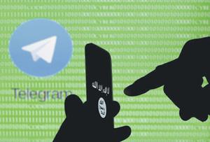 Современные технологии позволяют агитаторам террористических организаций проникать непосредственно в мобильные устройства граждан. Фото Reuters