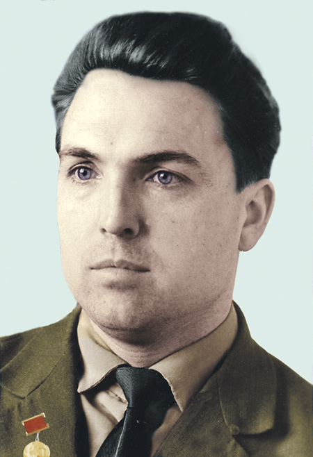 Владимир Васильевич Симонов.