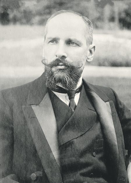 Петр Аркадьевич Столыпин. Фото 1908 года