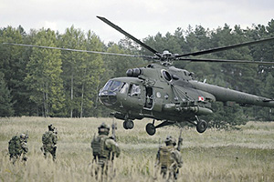 """Восточноевропейские страны НАТО пугают сами себя """"угрозой с Востока"""" и активно принимают участие в военных учениях блока. Фото Reuters"""