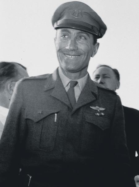 Командующий ВВС Израиля Мордехай Ход.  Фото Рэма Лаховера