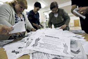 Жители Донбасса свой выбор сделали и отстаивают его. Готова ли сделать свой выбор Россия? Фото Reuters