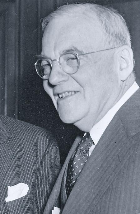 И Джон Даллес стал весьма влиятельным человеком в Америке. Фото Национального архива Голландии
