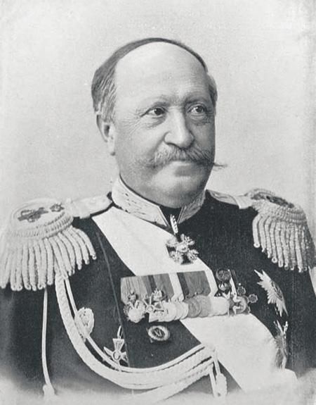 Генерал-адъютант Николай Игнатьев. Фото 1900 года