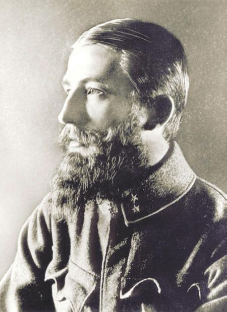 Андрей Мельник – один из главных гитлеровских пособников. Фото 1914 года