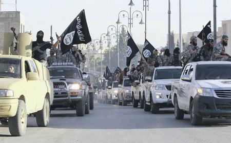 Приверженцы радикального ислама избрали для себя главным методом ведения войны именно террор. Фото Reuters