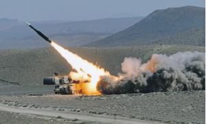 Азербайджанские военные располагают несколькими дивизионами комплексов «Бук-М1» и «Бук-МБ». Фото с сайта www.mod.gov.az