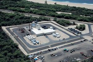"""Береговая система ПРО """"Иджис"""" способна с высокой эффективностью обеспечить противодействие региональным ракетным угрозам. Фото с сайта www.mda.mil"""
