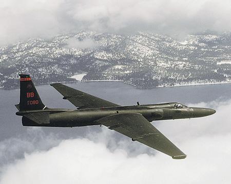 Самолеты-разведчики U-2, преодолев океан, годами спокойно летали в воздушном пространстве СССР. Фото с сайта www.af.mil