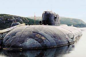 Атомный подводный ракетный крейсер проекта 949А «Антей». Фото с официального сайта Министерства обороны РФ