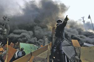 От перепалок на сетевых форумах «заряженные» быстро переходят к активным действиям в реале. Фото Reuters