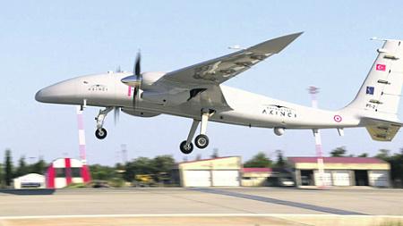 "BAE Systems, Akinci, ПАО ""Мотор-Сич"", Turkish Aerospace Industries (TAI)"