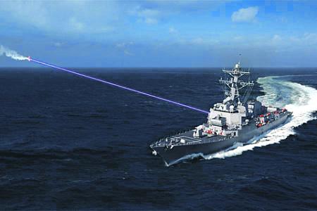 Лазерное оружие, Пересвет, Сжатие, оружие на новых физических принципах