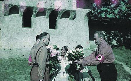 вторая мировая война, германия, союзники, венгрия, хорватия