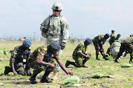 сша, армия, пентагон, африка