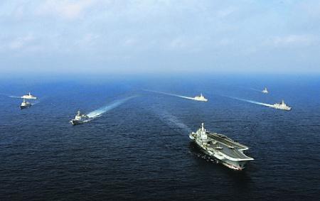китай, флот, вооружения, авианосец
