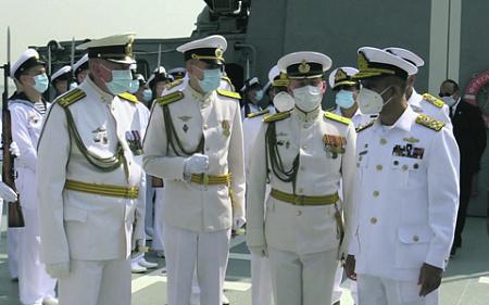 россия, пакистан, флот, индийский океан, учения