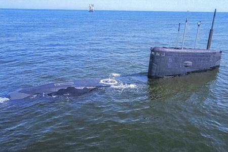 ссср, россия, флот, подводная лодка, варшавянка, проект 636
