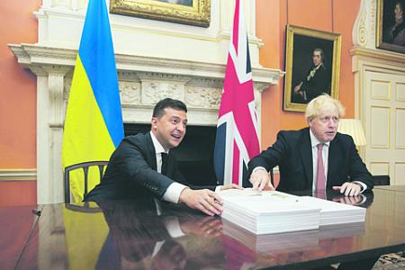 великобритания, украина, военные базы, владимир зеленский, дмитрий кулеба, нато