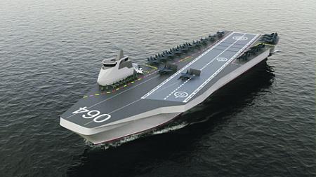 россия, флот, авианосец, варан