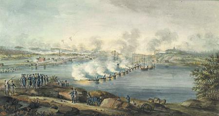 Война Шведско-Русская, 1808 -1809 годов, генерал, Багратион, Карл Густав, Финляндия