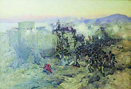 русско-персидская война, 1804-1813, заказвказье, баку