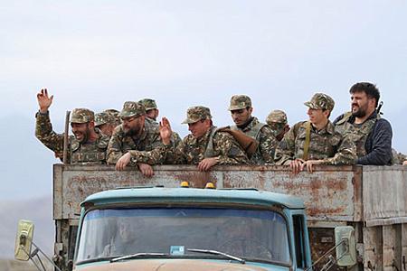 Нагорный Карабах, война, Армения, Азербайджан, Турция, Россия, F-16, Су-25, Реджеп Тайип Эрдоган